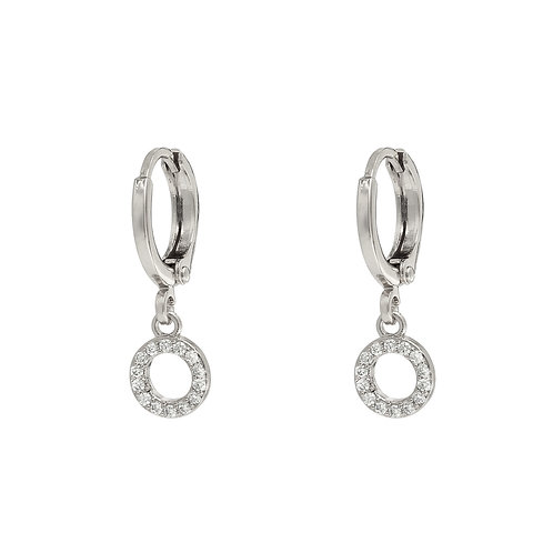 Myra Earrings - Zilver