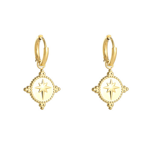 Liona Earrings - Goud