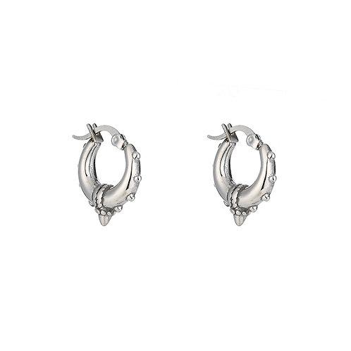 Alva Earrings - Zilver