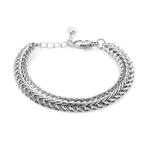 Neva Bracelet - Zilver