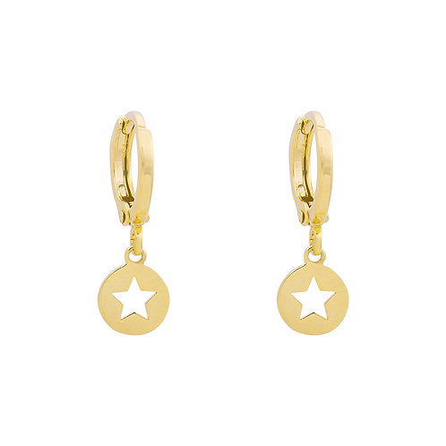 Priscilla Earrings - Goud