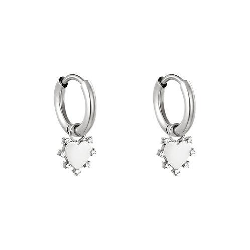 Amelie Earrings - Zilver