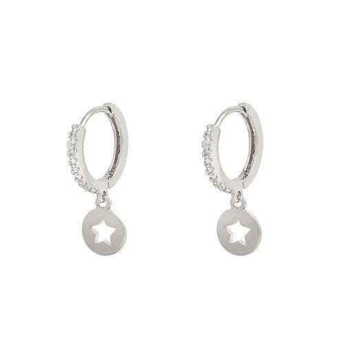Mila Earrings - Zilver
