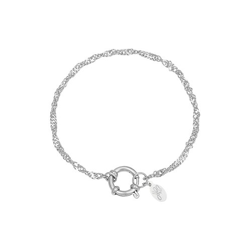 Lucy Bracelet - Zilver (Mix & Match)