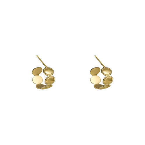 Royalty Earrings - Goud