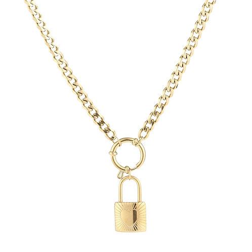 Mesy Chain - Goud
