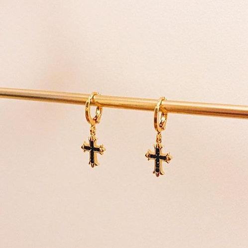 Shelly Earrings - Goud