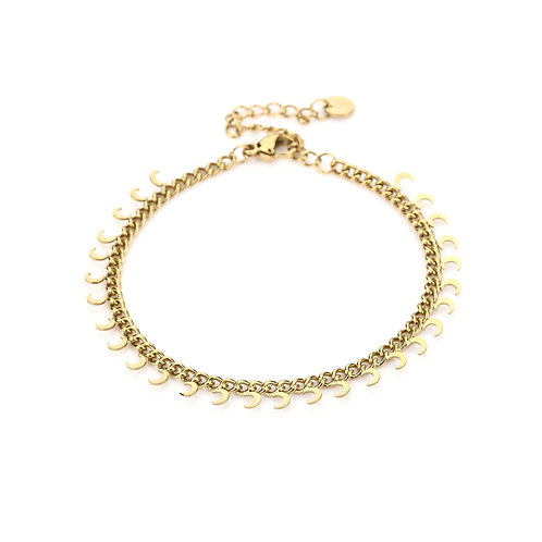 Illuna Bracelet - Goud