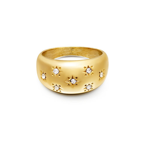 Star Ring - Goud