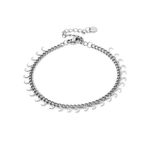 Illuna Bracelet - Zilver