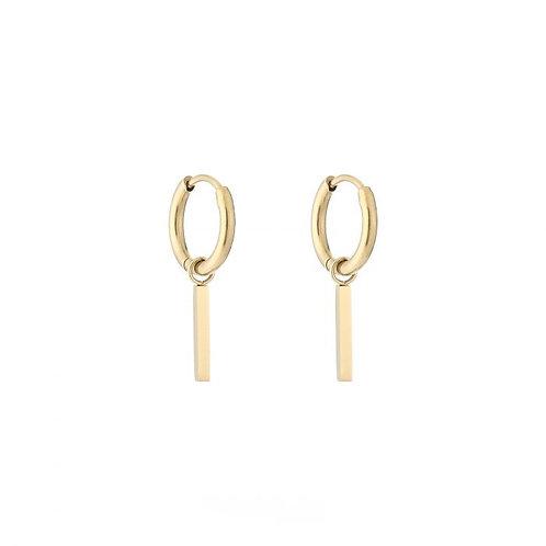 Liv Earrings - Goud