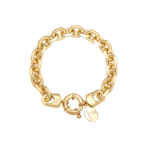 Shae Bracelet - Goud (Mix & Match)