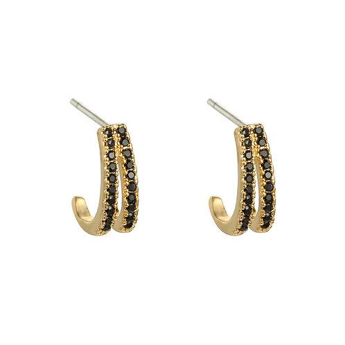 Liza Earrings - Goud