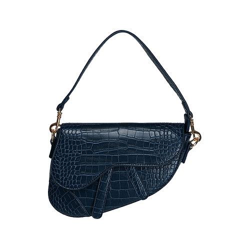 Saddle Bag - Blauw