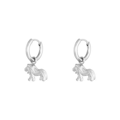 Leah Earrings - Zilver