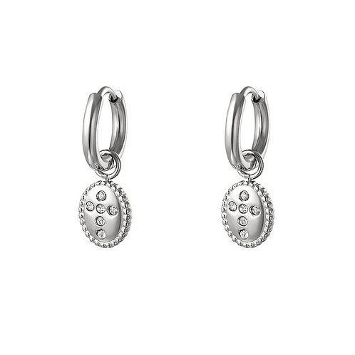 Jaycee Earrings - Zilver