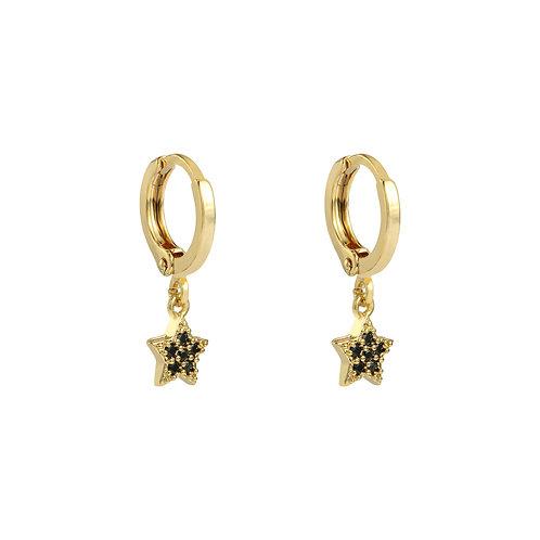 Lily Earrings - Goud
