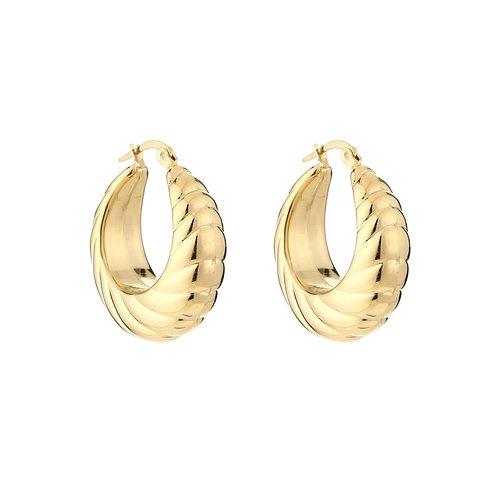 Gia Earrings - Goud