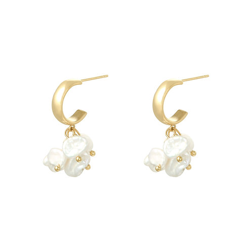 Arielle Earrings - Goud