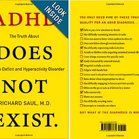 ADHD EXISTERAR INTE – DEL 2