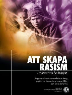 rasism psykiatri skapar