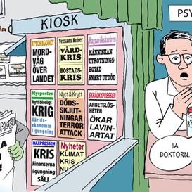 """Vad ligger bakom den """"psykiska ohälsan"""""""