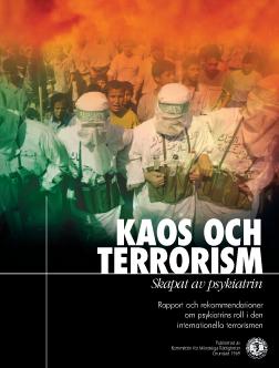Kaos och terrorism psykiatri