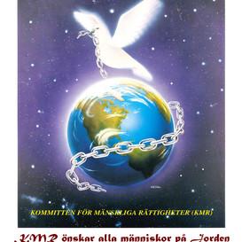Vi önskar dig en fridsam jul och ett nytt hoppfullt år