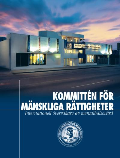 Välkommen till KMR - Den internationella övervakaren av psykiatrin