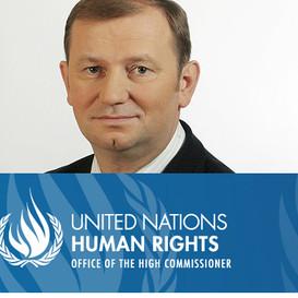 FN-rapportör:  En icke medicinsk inriktning på självmordsprevention krävs.