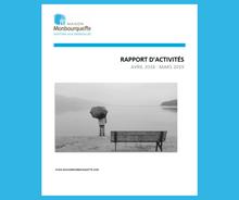 Notre rapport d'activités 2018-19 est maintenant en ligne