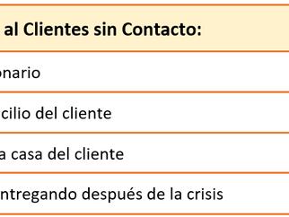 Servicio al Cliente Libre de Contacto - Aspectos Claves