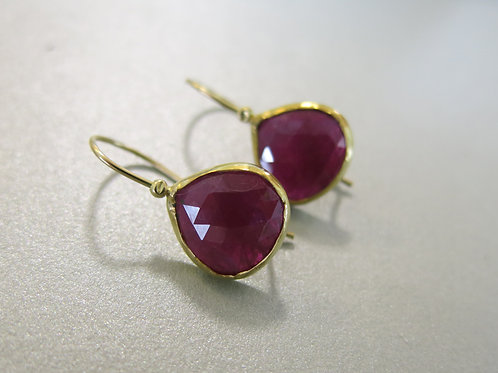 E15 - 18K Gold & Ruby