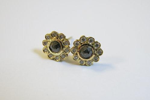 E12 - 14K Gold & Diamonds