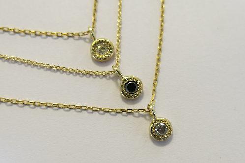 N18 - 14K Gold & Diamonds