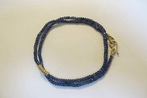 N23 - 18K Gold & Sapphires