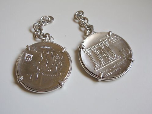 A25 - coins , silver