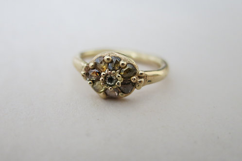 R12 - 14K Gold & Diamonds