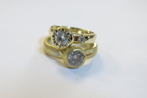 R19 - 14K Gold & Diamonds
