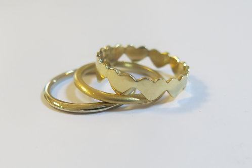 W35 - 14K Gold