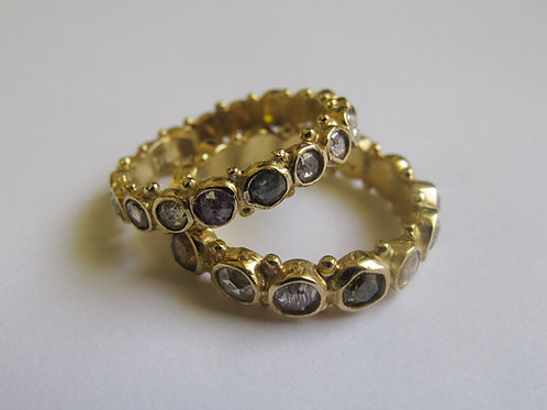 R21 - 18K Gold & Diamonds