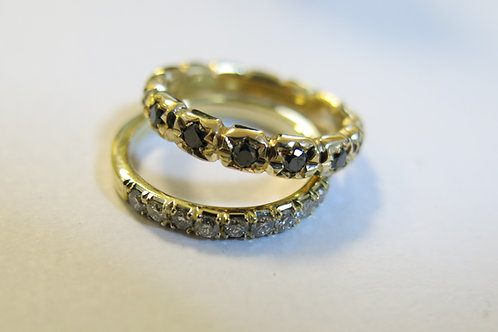 R17 - 14K Gold & Diamonds