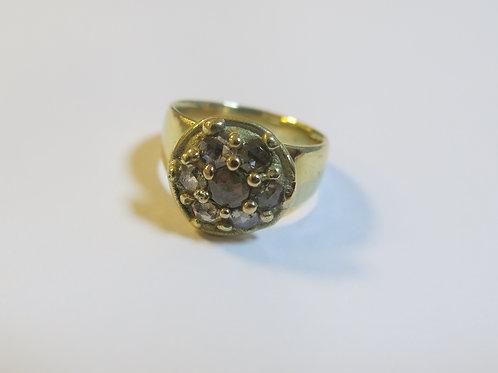 R30 - 14K Gold & Diamonds