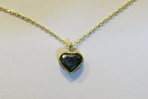 N25 - 14K Gold & Sapphire