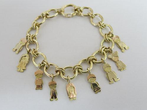 B12 - 14K Gold