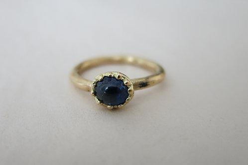 R37 - 14K Gold & Sapphire