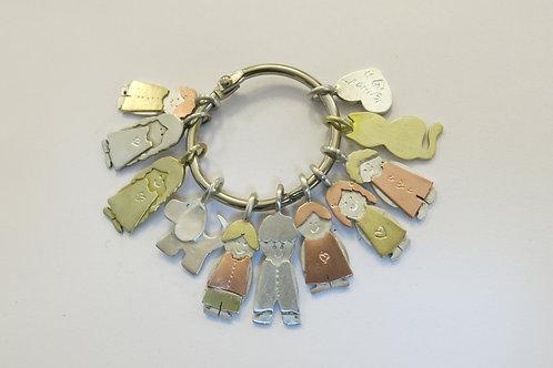 A18 - Silver, Cooper & Brass