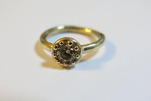R19 - 14K Gold & Diamond