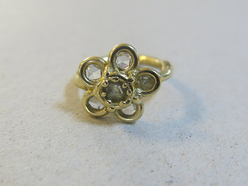 R15 - 18K Gold & Diamonds