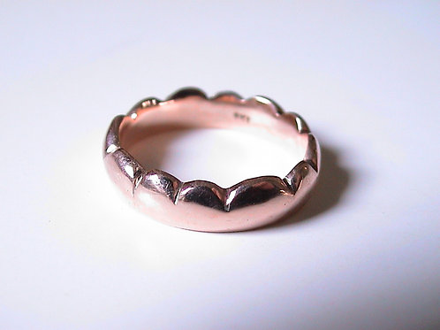 W13 - 9K Pink Gold